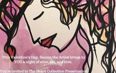 The Heart Collection Presentation Sauma